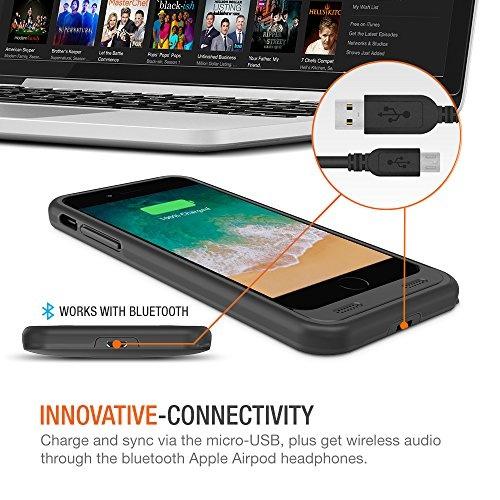 Wish Iphone 8 Plus 7 Plus Battery Case Trianium Atomic Pro