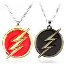 Superhero, Jewelry, Chain, Dc Comics