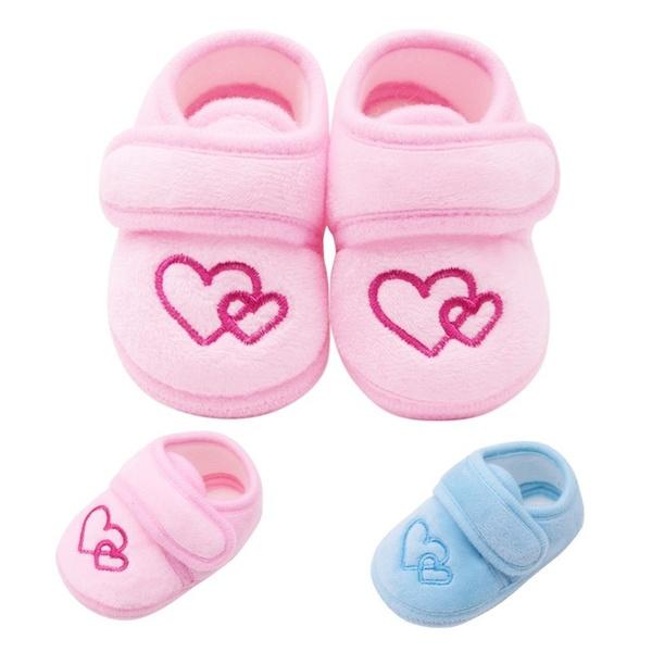 shoesforbaby, heartshapedpattern, softsoledboot, cribshoe