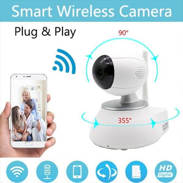 Hot sale P2P Smart Home Security Wireless CCTV Camara IP 720p/1080P mini  camera with Wifi,phone remotely contrlol,security camera,wifi camera,home
