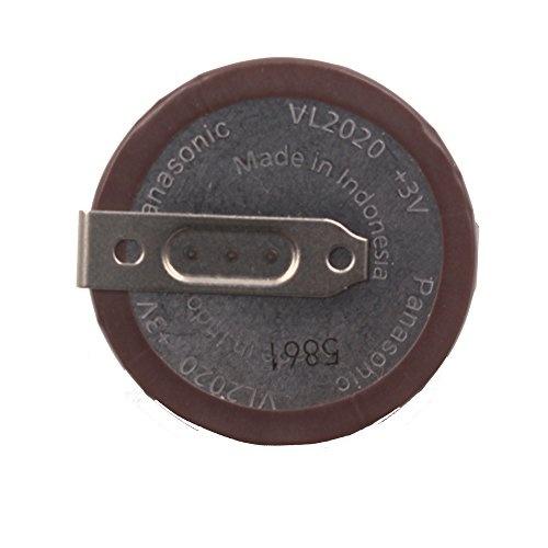VL2020 Original Remote Key Rechargeable Battery For BMW E46 E60 E92 3 328 330 X5