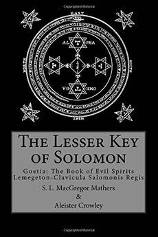 lesser, the, solomon, Keys