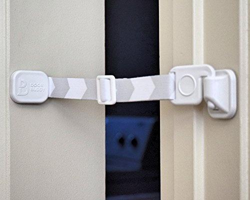 Wish Door Buddy Adjustable Door Strap Latch Easy Way To Dog