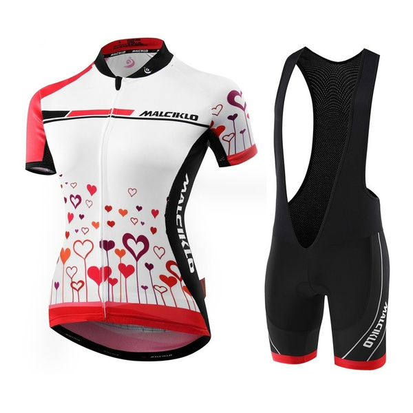 0246c171426 2018 Summer Short Sleeve Pro Woman Cycling Jersey/Ropa Ciclismo ...