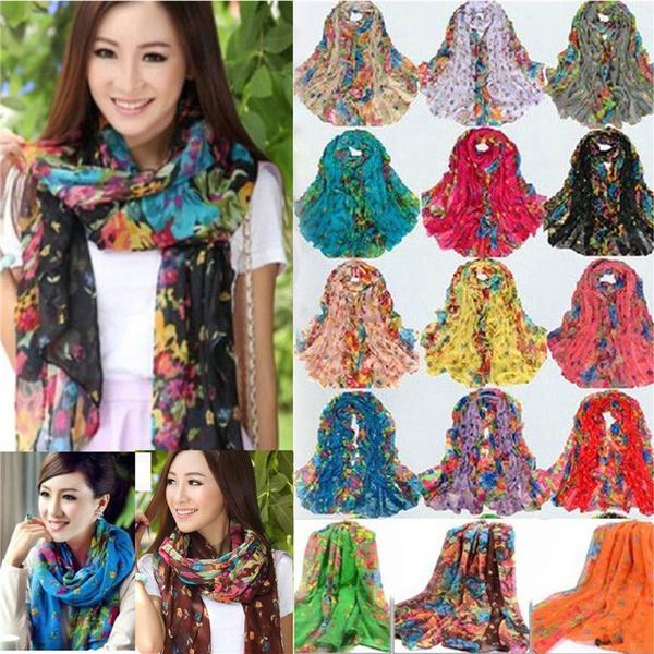 sunscreenscarf, Scarves, Fashion, printedsilkscarf