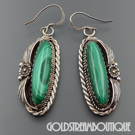 Antique, Sterling, Turquoise, 925 sterling silver