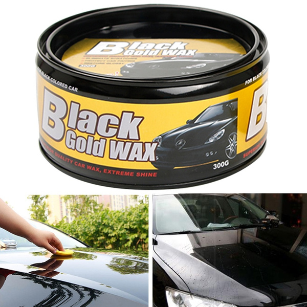 New Car Black Wax Care Waterproof Film Coating Hard Wax Paint Repair  Scratch Remove Stains New