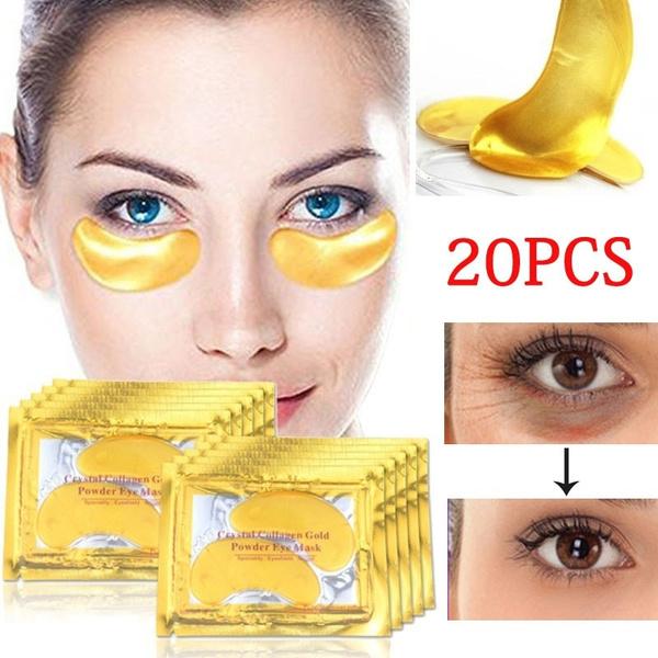 eye, Beauty, gold, antiwrinkle