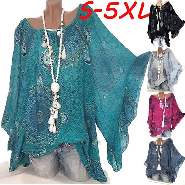 blouse, lace trim, Bat, blouse women