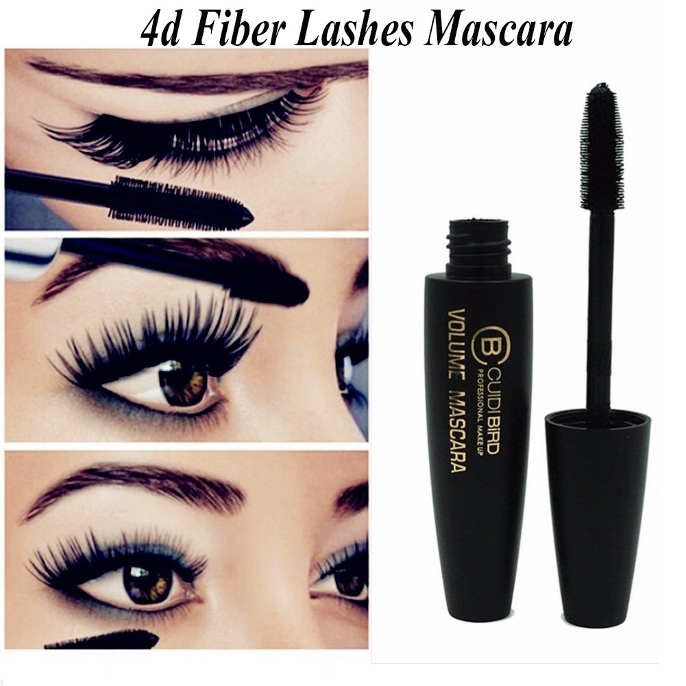 e3667b219b4 Can be used in party or professional makeup. Easy to wear and carry, waterproof  lashes mascara. Essential goods for ladies. Color:Black Package Content:  1PC ...