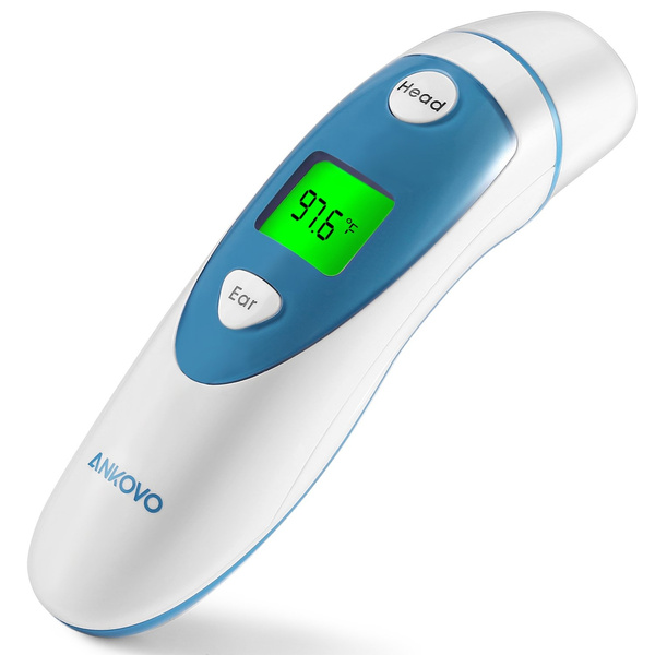Thermometers 3-in-1 Infrared Forehead And Ear Thermometer Baby Children Adults Body Thermometer Digital Medical