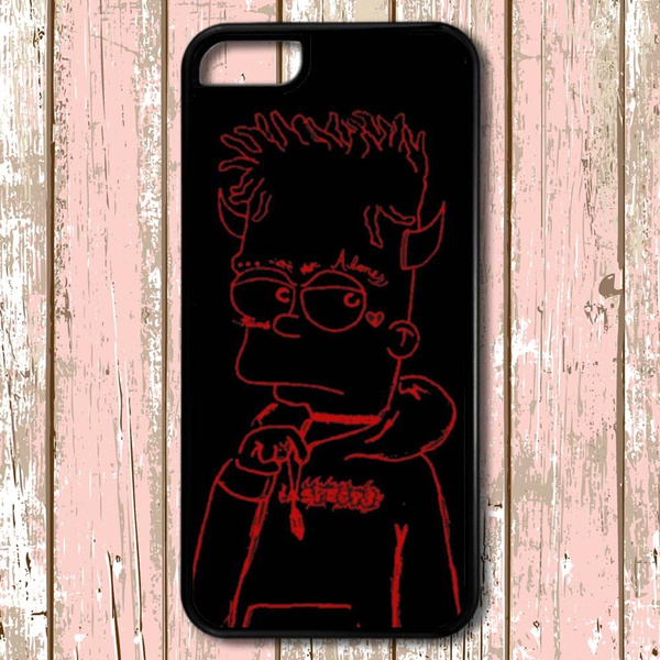 cover iphone x simpson