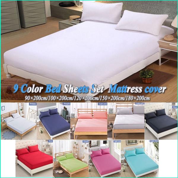 cottonsheet, chaircover, sheetset, solidcolorsheet