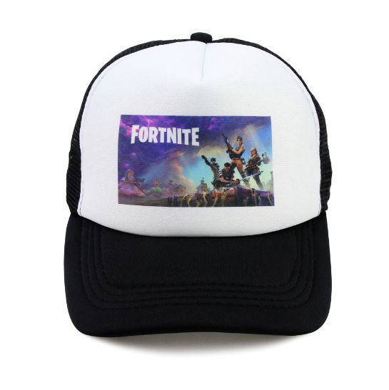 dirt cheap latest fashion later Hot FORTNITE Trucker Style Cap Adjustable Size Baseball Cap ...