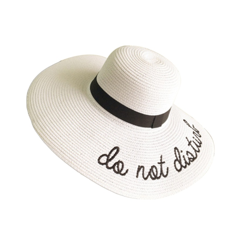 55f9c8d70d46fb Classical womens hats are an effective accessory to make you look great on summer  beach, while the brim of hats for women can well protect you from the ...