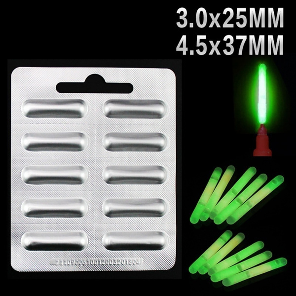 Fishing Glow Sticks Night Floats Starlight Pole Coarse Chemical Lights Tackle