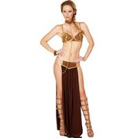 Princess Leia Slave Return Of The Jedi Costume Wish