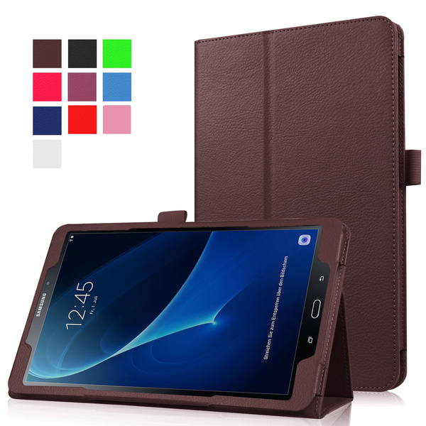 Stand Pu Leather Case For Samsung Galaxy Tab A A6 10 1 T580 T585