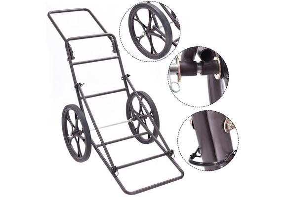 New Deer Cart 500lb Game Hauler Utility Gear Dolly Cart Hunting
