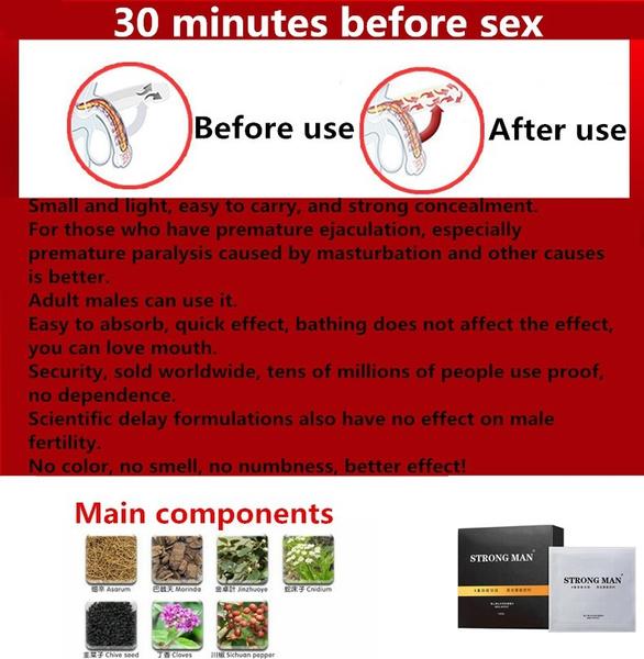 Retardant sexual
