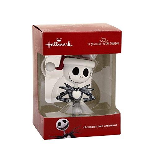 Hallmark Nightmare Before Christmas Ornaments.Hallmark Christmas Ornament Disney Nightmare Before Christmas Jack Skellington Halloween