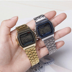 Steel, classic watch, business watch, fashion watches