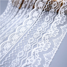 Beautiful, lace trim, homeampgarden, Lace