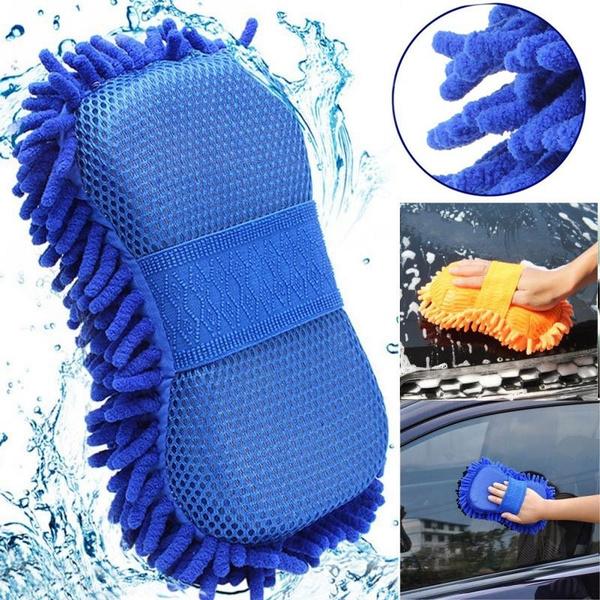 Autowaschhandschuh Mikrofaser Auto Waschhandschuh Autowäsche