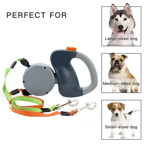 doubledogleash, blackdogleash, Pets, multipledogleash