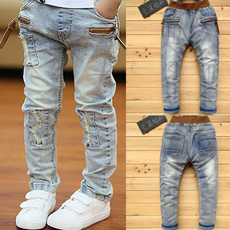Boy, trousers, boysclothing, Mezclilla