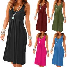 Mini, Vest, Plus Size, pleated dress