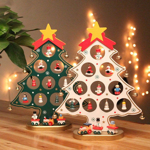 party, Christmas, Wooden, tabledecor