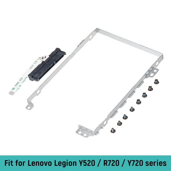 Hard Drive Caddy Bracket Connector Flat Cable HDD Bracket For Lenovo Legion  Y520 R720 Y720