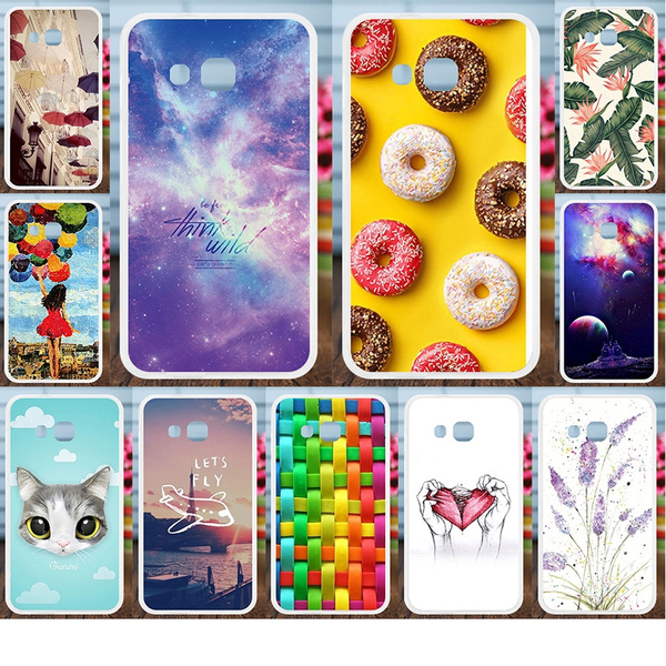 new products 7a66a 87f81 AKABEILA Phone Case For Alcatel U3 3G 4049D Cases Soft Cover Shell  Patterned Bag for Alcatel Shell