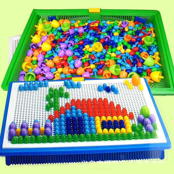 Box, Toy, pegtoykit, educationtoy