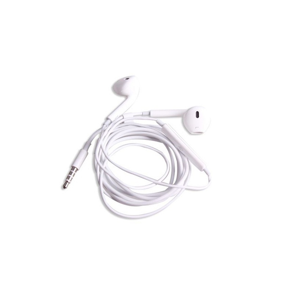 b5d999409b0 1PCS Headset Earphone With Mic Volume Adjustable For iPhone 8 7 6 ...
