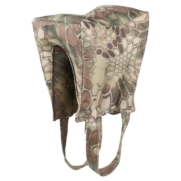 Fine Camouflage Photography Bean Bag Sandbag Gun Rest For Hunting Shooting Creativecarmelina Interior Chair Design Creativecarmelinacom