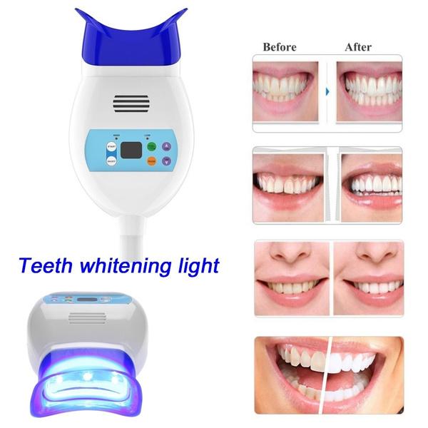 Dental Chair Teeth Whitening Machine Light Machine Bleaching Lamp