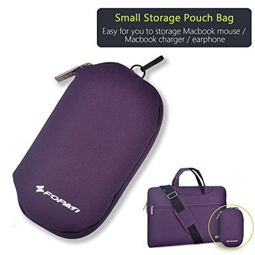 70d7da5c92 Laptop bag 15.6 inch, FOPATI 15-15.6 Inch Laptop Sleeve Case ...