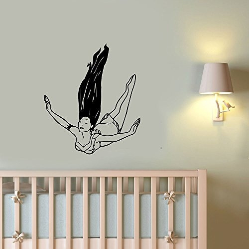 DISNEY PRINCESS GIRLS KIDS BEDROOM VINYL DECAL WALL ART STICKER