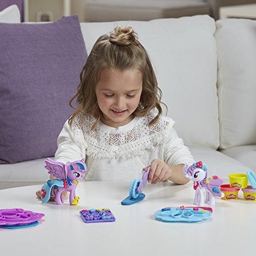 Wish Play Doh My Little Pony Princess Twilight Sparkle And Rarity