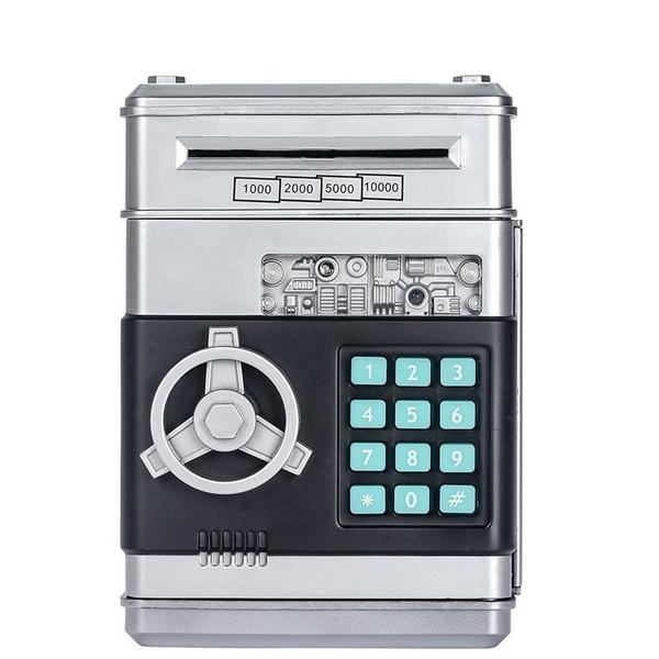 Electronic Piggy Bank Atm Pword