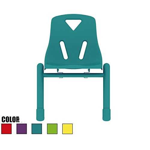 Admirable 2Xhome Teal Kids Size Plastic Side Chair 12 Seat Height Teal Childs Chair Childrens Room School Chairs No Arm Arms Armless Molded Plastic Seat Creativecarmelina Interior Chair Design Creativecarmelinacom