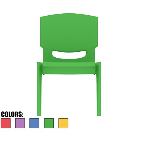 Marvelous 2Xhome Green Kids Size Plastic Side Chair 10 Seat Height Green Childs Chair Childrens Room School Chairs No Arm Arms Armless Molded Plastic Seat Machost Co Dining Chair Design Ideas Machostcouk