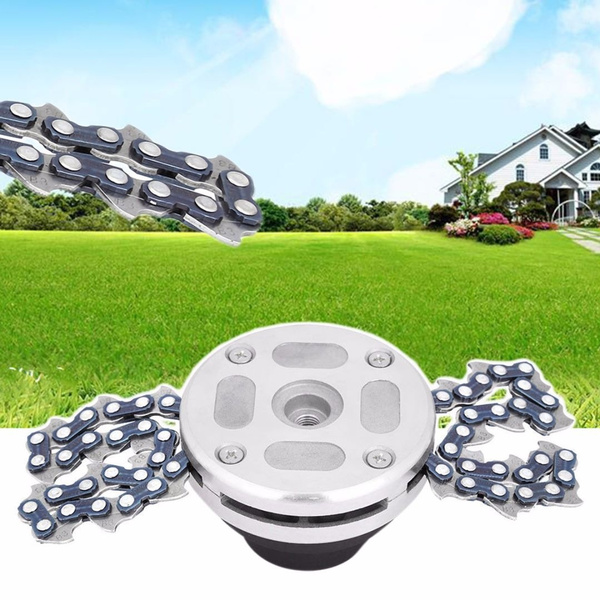 Garden Power Tools Tools New Brand Lawn Mower Chain Brushcutter Trimmer Head Coil Garden Grass Trimmer