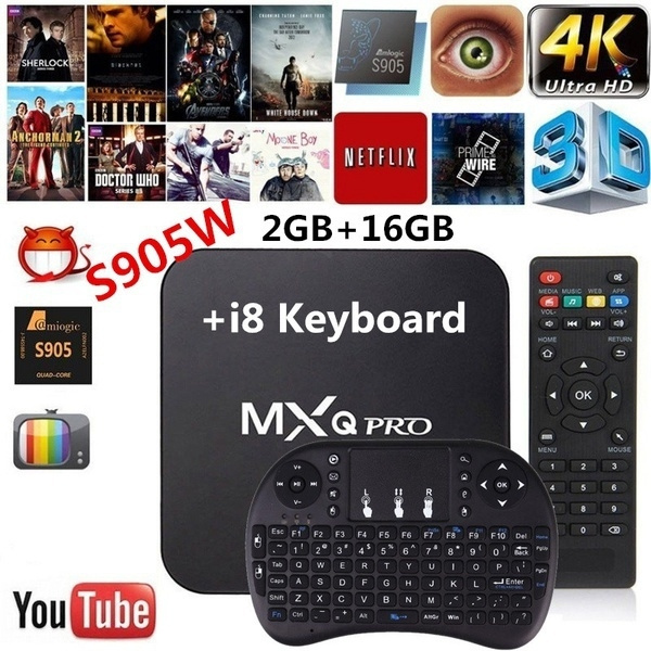 Box, wifitvbox, Home & Living, tvbox
