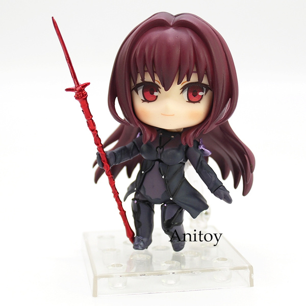 Nendoroid Fate Grand Order Lancer Scathach 743 PVC Action Figure Model Toy