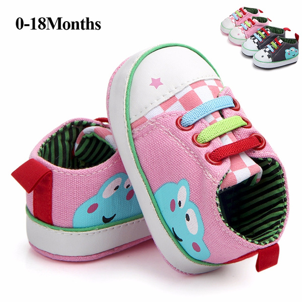6b48f600 Wish | Cute Frog Canvas Toddler Girl Shoes Toddler Sneakers Baby Booties  Bebe Casual Sport Shoes For Girls Boys Newborn Shoes Baby Walker Infant  Toddler ...
