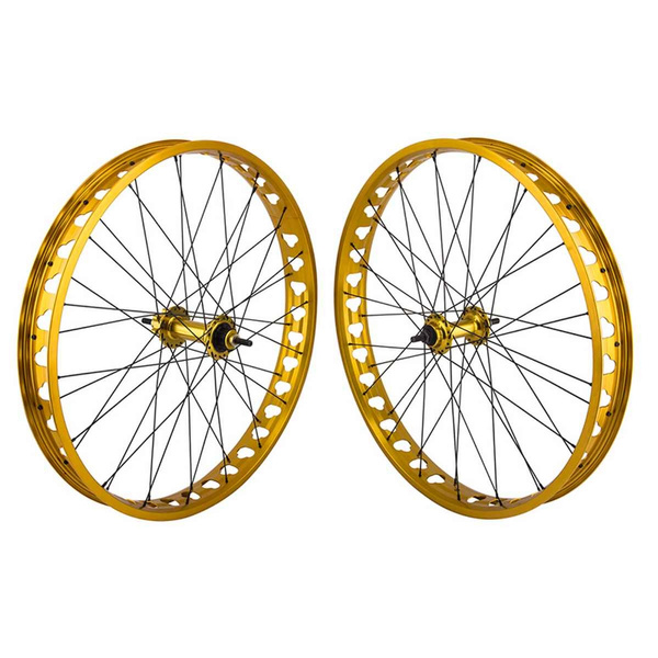 Se bikes SE Bikes 26in Fat Wheel Set 26in Wheel SET