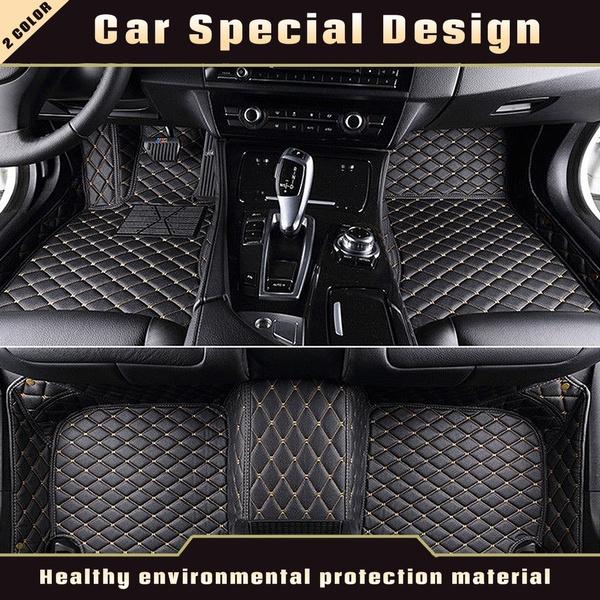 Car Floor Mat Front Rear Liner Auto Mat For B M W F10 F15 F20